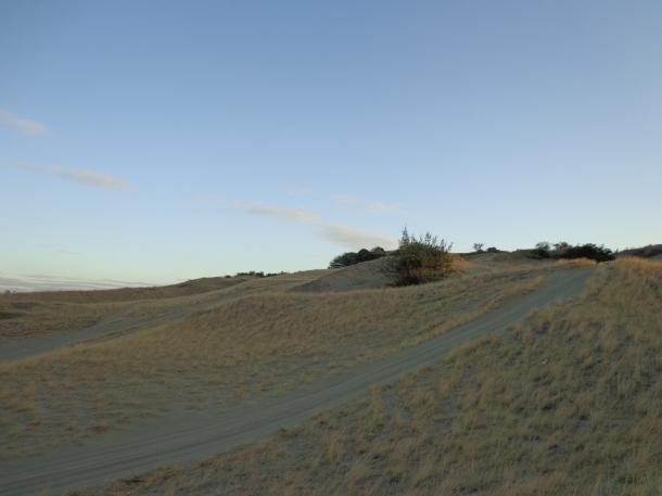 sand.. sand.. and more sand