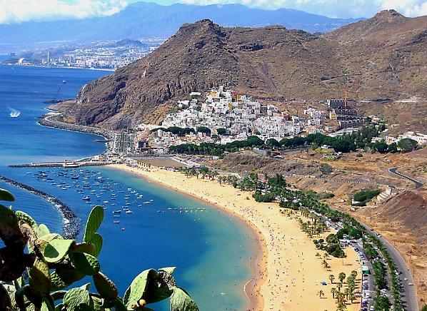 Tenerife-Beach