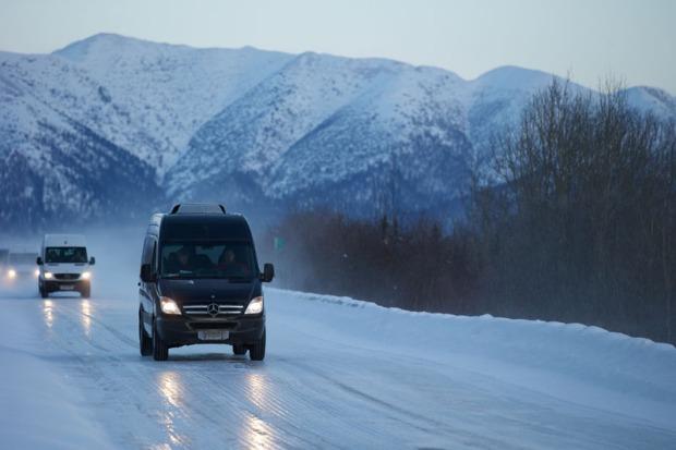 MERCEDES-BENZ CANADA INC. - Mercedes-Benz Sprinters