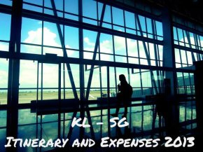 6 Days Backpacking KL – SG | Itinerary and Budget Report (March 2013)