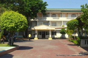 Where to Stay in Lingayen, Pangasinan: The President Hotel